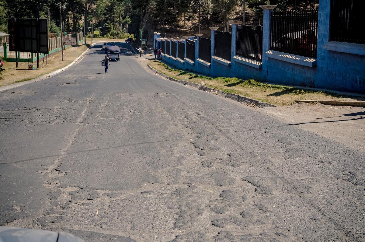 Gracias a Sinibaldi y Odebrecht, así están las carreteras imagen