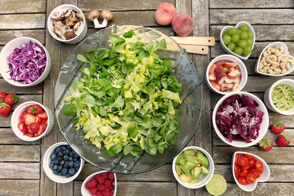 Retoma la alimentación saludable en este 2021 imagen