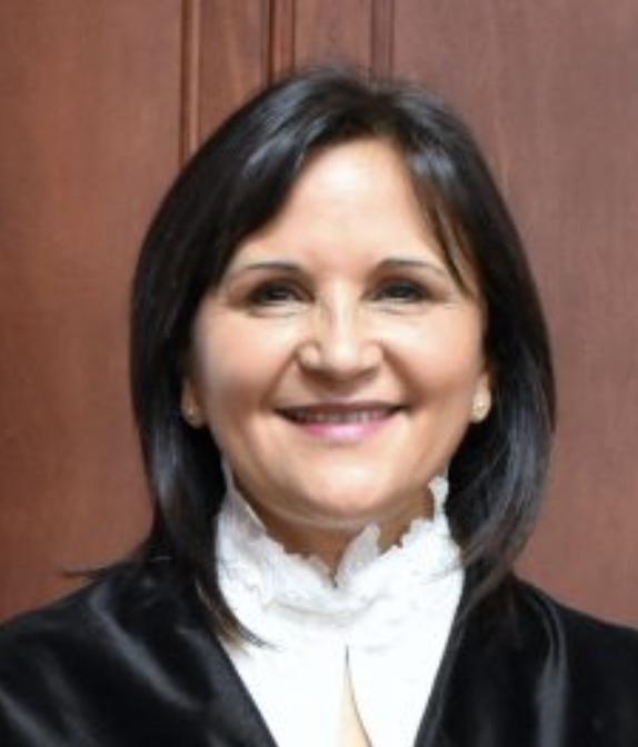 Los familiares de la magistrada Gloria Porras Escobar en el gobierno imagen