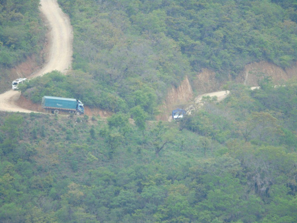 CGAB denuncia ausencia de autoridades en puntos fronterizos donde circula el contrabando imagen