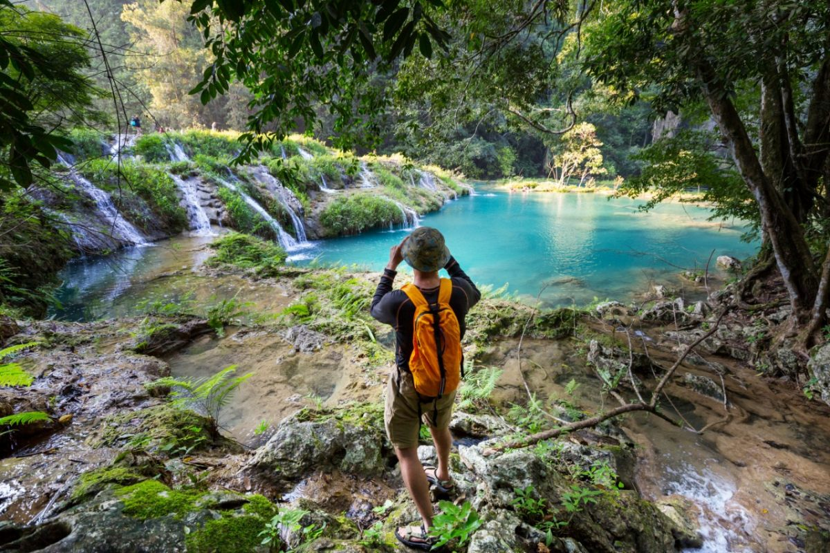 Guatemala es un paraíso para practicar el ecoturismo imagen