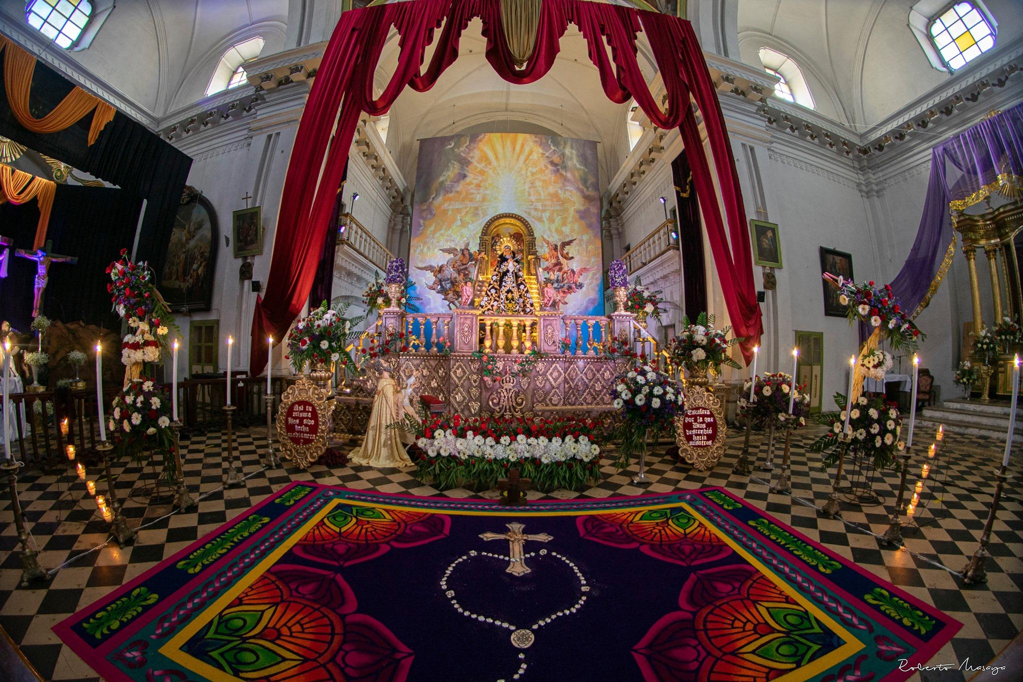 Actividades religiosas de la Semana Santa se adaptan a la pandemia en este 2021 imagen