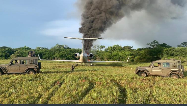 Avionetas y semisumergibles transportan cocaína  de Colombia, Venezuela y Panamá por las costas del Pacífico guatemalteco imagen