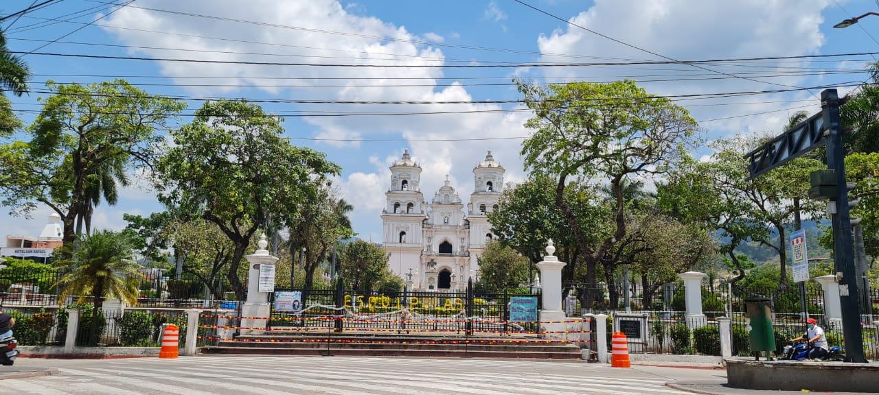 La Basílica de Esquipulas, nostalgia, tristeza y lágrimas tras la pandemia. imagen