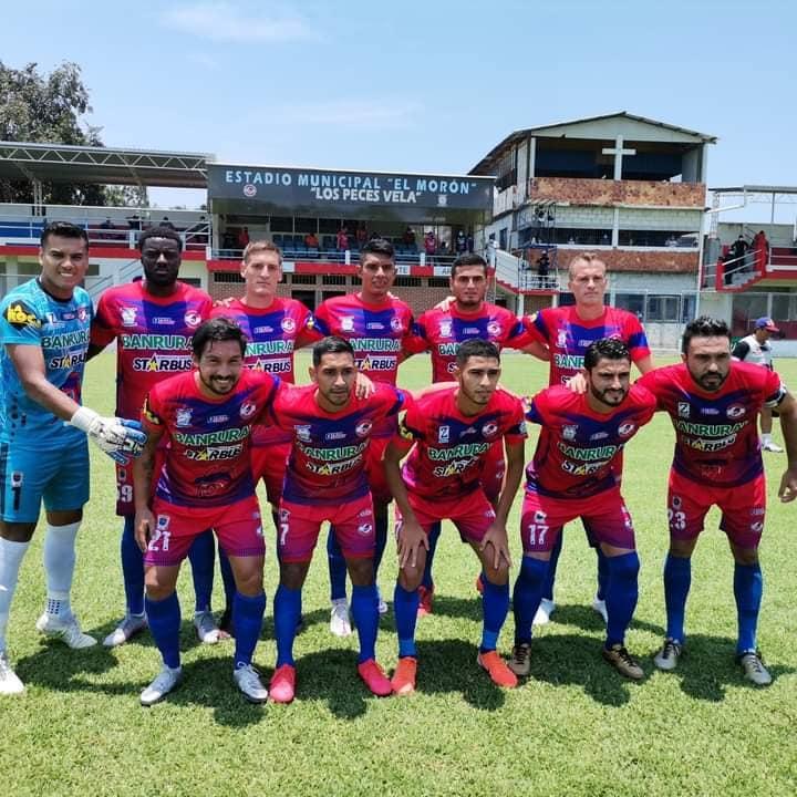 Deportivo Iztapa y Santa Lucía Cotzumalguapa, dos equipos que llegan a su primera semifinal de la Liga Nacional de Guatemala. imagen