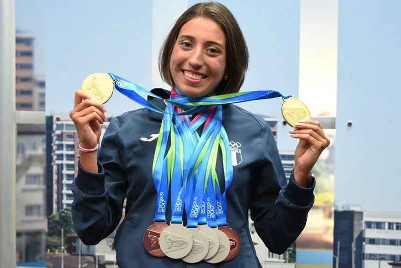 Rumbo a los Juegos Olímpicos: el sueño de Gabriela Santis se cumple imagen