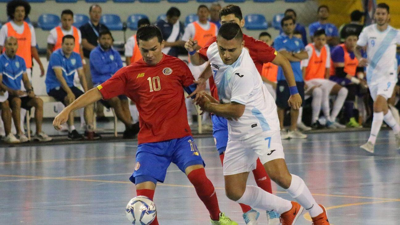 El camino que debe recorrer Guatemala para llegar al mundial Futsal Lituania 2021 imagen