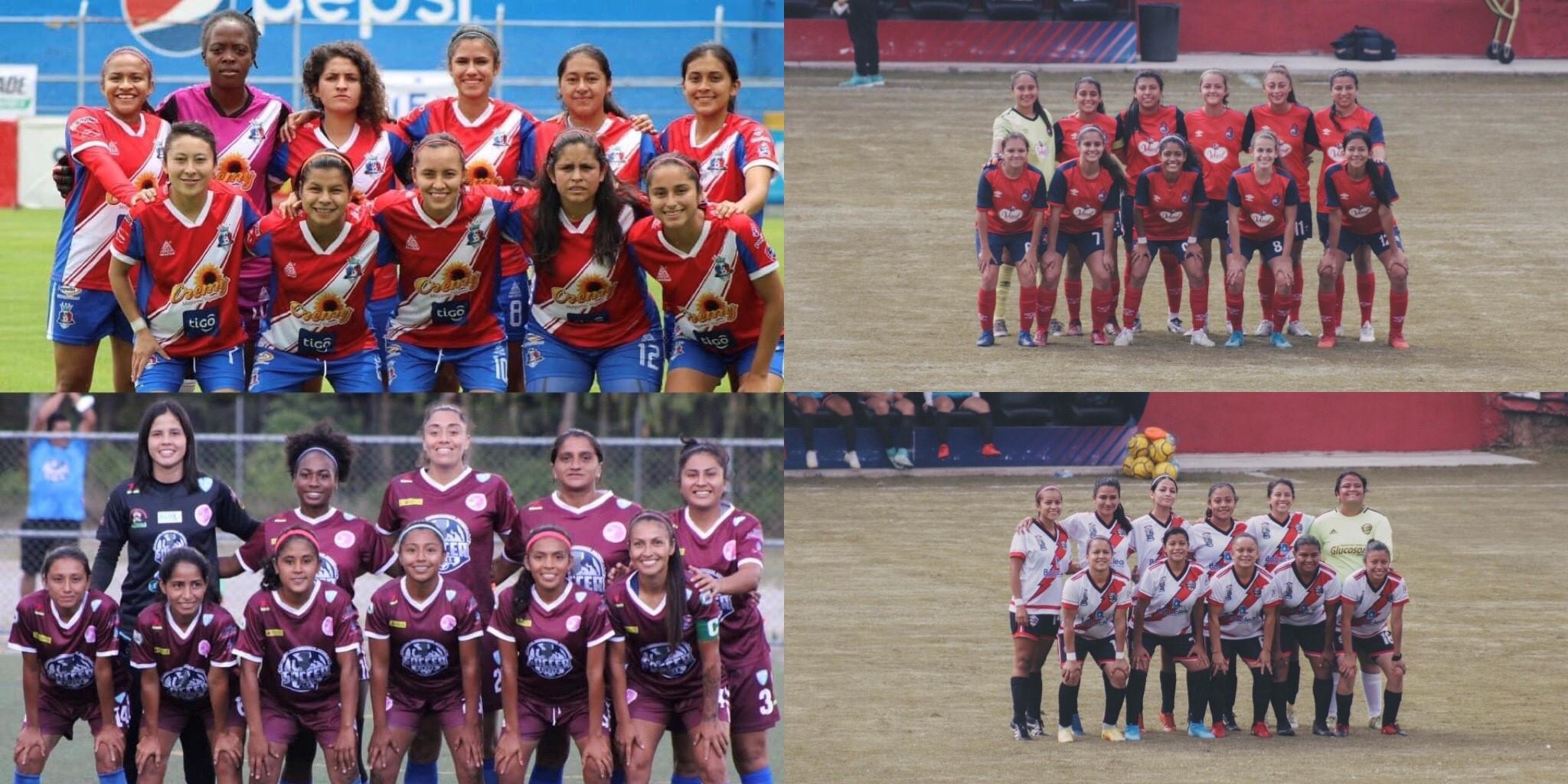 Solo se jugará una de dos finales en el fútbol femenino imagen