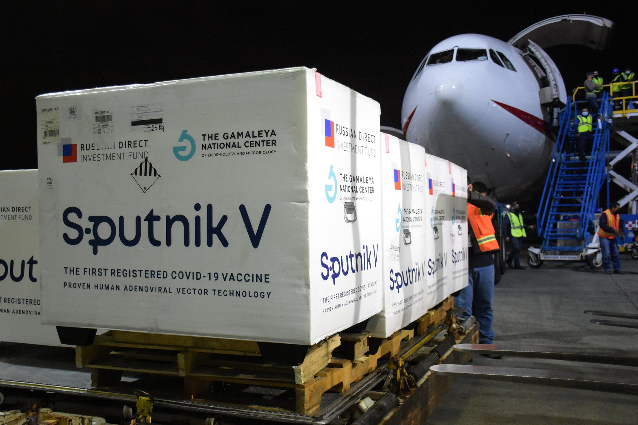 Las demoras de Sputnik V se hacen sentir en Latinoamérica imagen