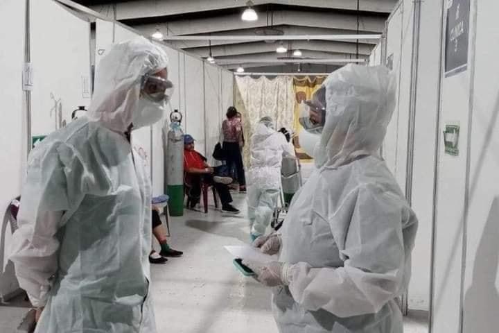 Ola de contagios de COVID-19 provoca aumento en la ocupación hospitalaria imagen