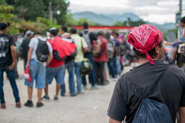 El tráfico ilícito de migrantes es de las actividades criminales más lucrativas del mundo imagen