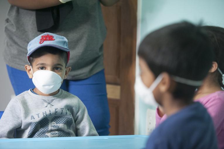 Se incrementa en Guatemala número de niños contagiados por Covid imagen