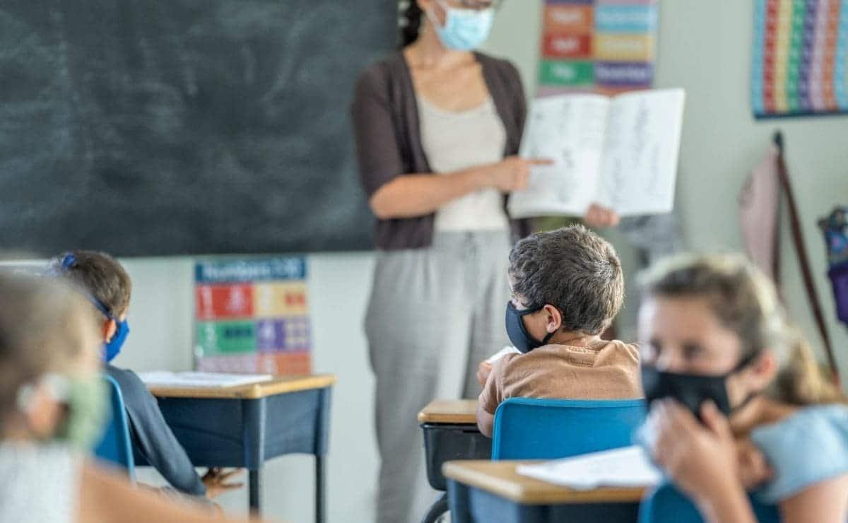 La normalidad vuelve a los salones de clase en Estados Unidos imagen