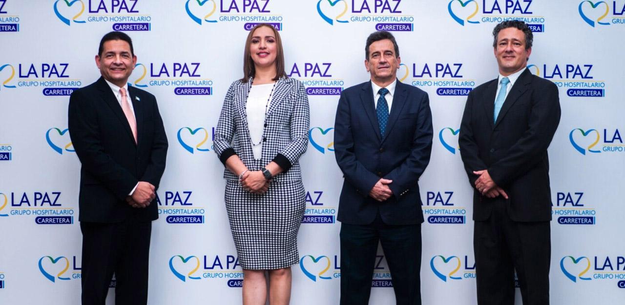 La Paz, grupo hospitalario abre las puertas del hospital más innovador del país en Carretera a El Salvador imagen