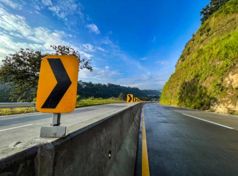 VAS, la nueva carretera que conecta la Atanasio Tzul con Boca del Monte imagen