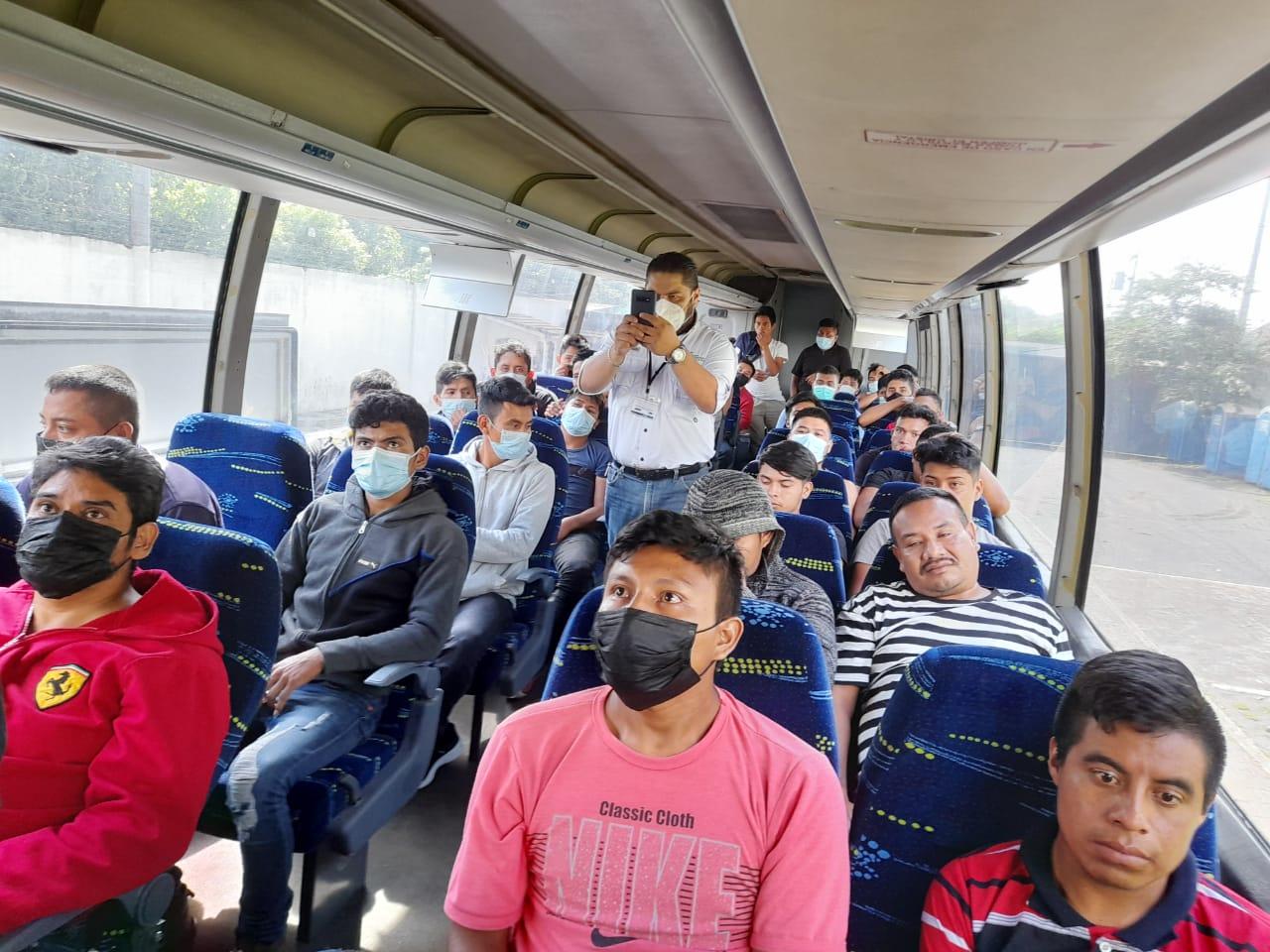 Cerca de 30 mil guatemaltecos han sido retornados desde Estados Unidos y México imagen