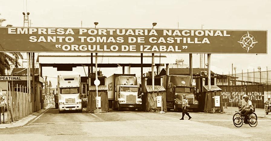 El recuento de la droga en Santo Tomás de Castilla imagen