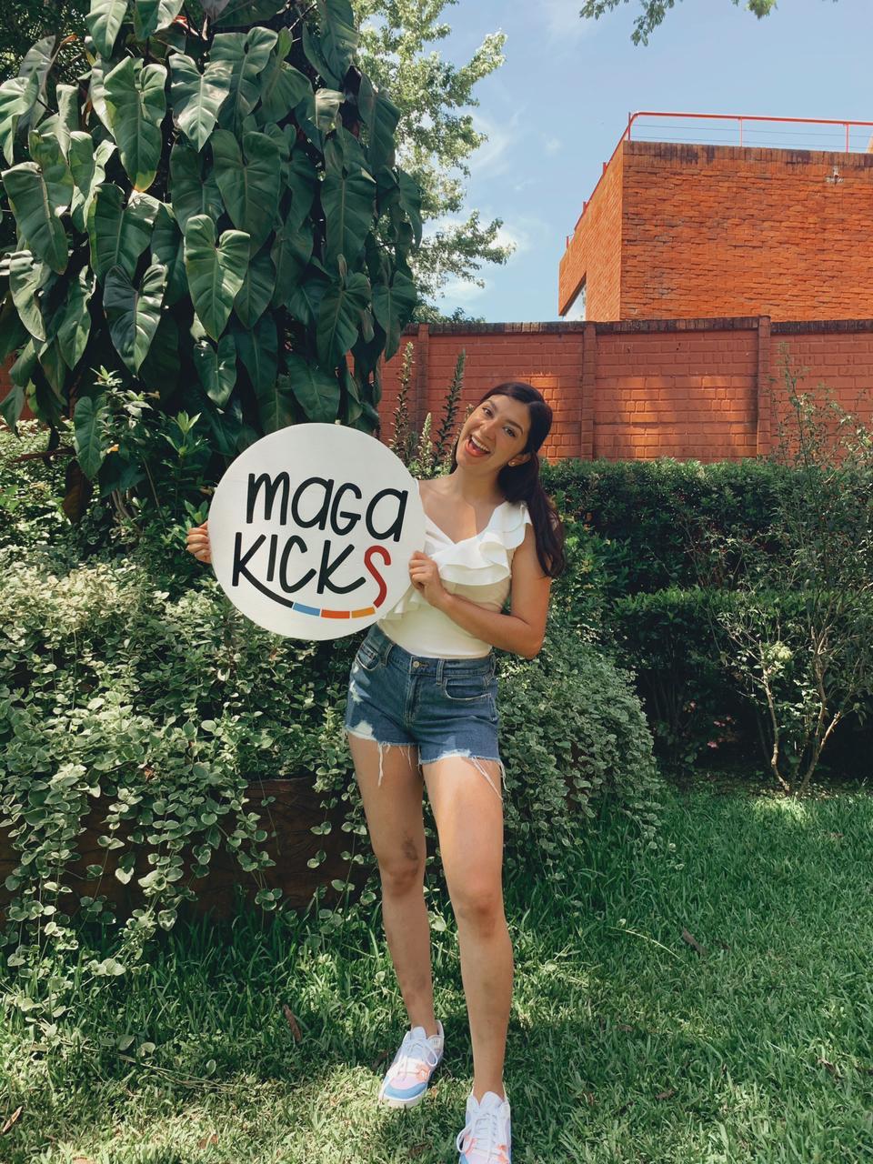 Maga-Kicks: el arte de restaurar zapatos imagen