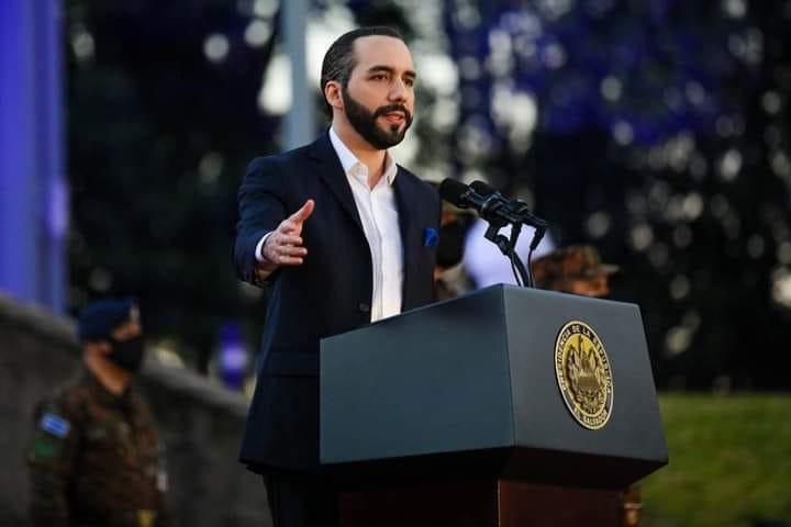 Críticas y polémicas surgen tras la búsqueda de reelección de Bukele en presidencia salvadoreña imagen