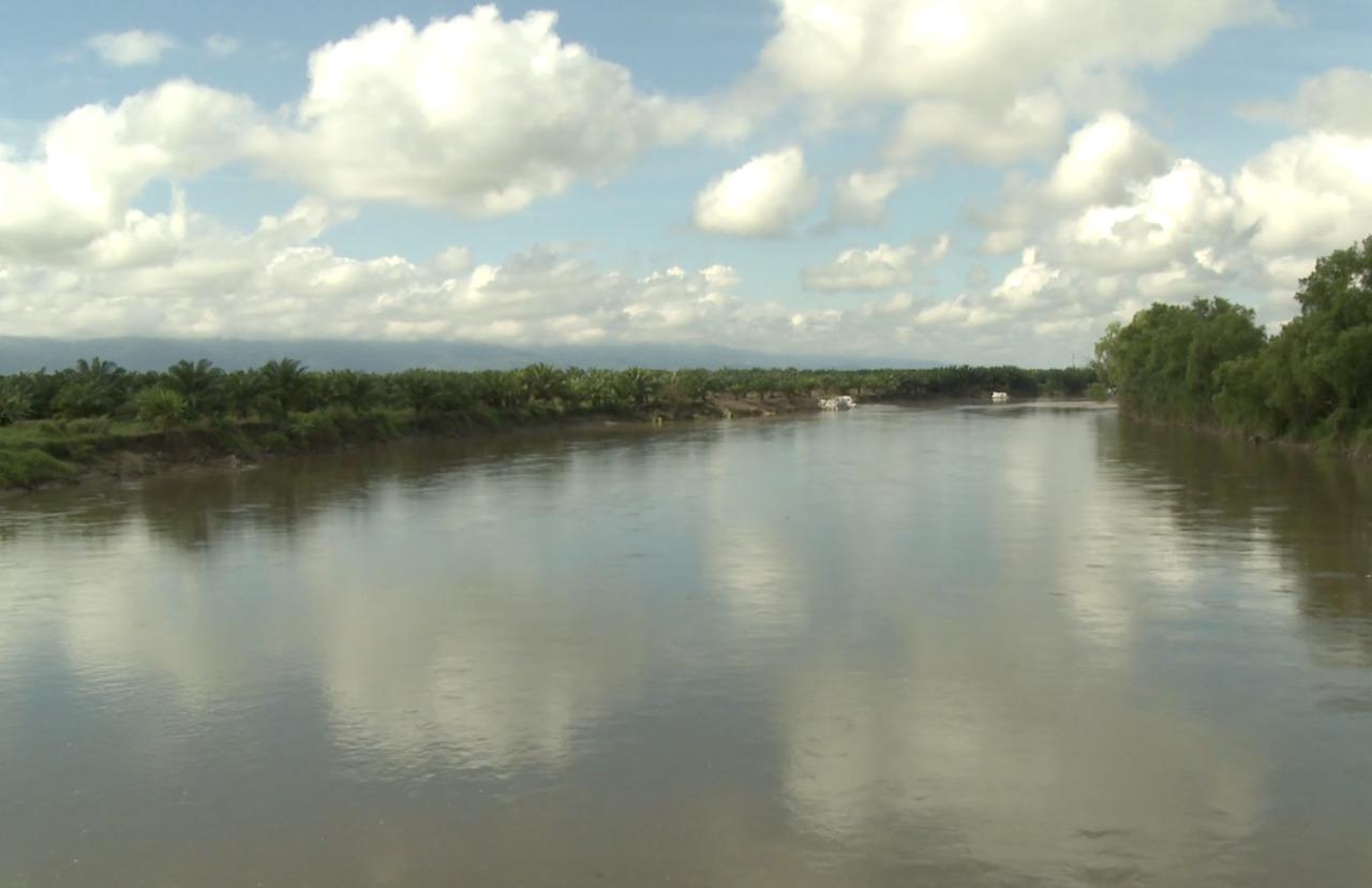 Contaminación en el Río Motagua imagen
