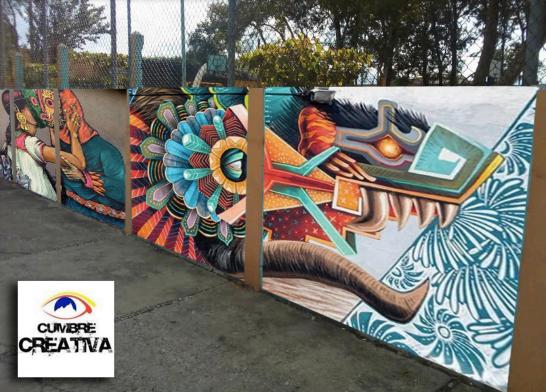 Proyecto KAMINALJUYÚ. Muralismo y arte urbano imagen