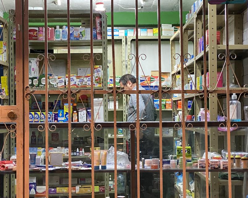 Farmacias de barrio, la última esperanza para algunos imagen