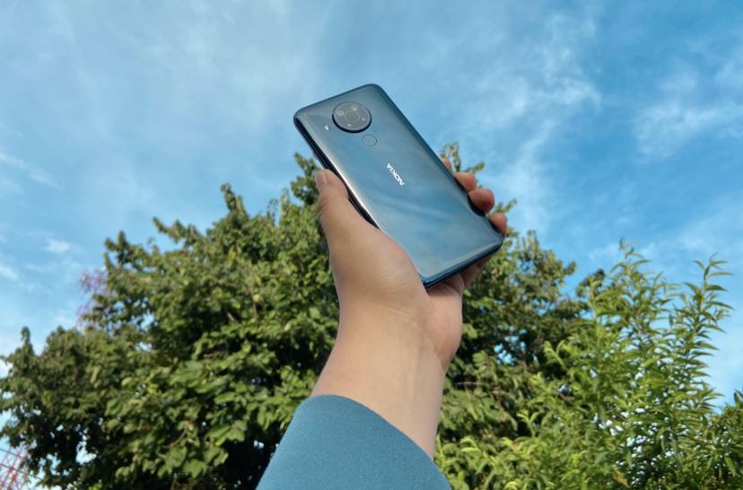 ¡Qué teléfono! El Nokia 5.4 viene a revolucionar la tecnología imagen