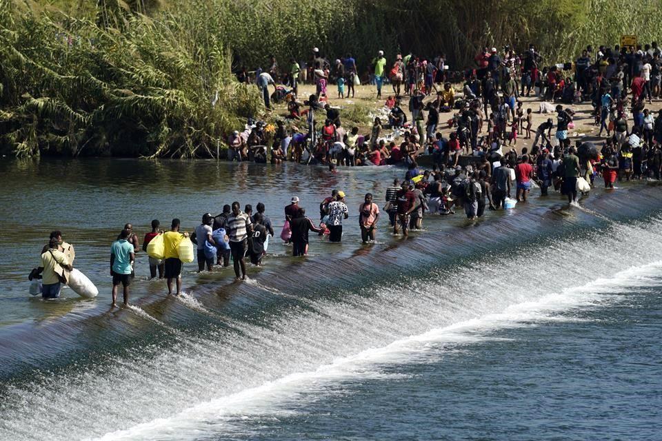 Más de un millón y medio de centroamericanos detenidos en la frontera de Estados Unidos imagen