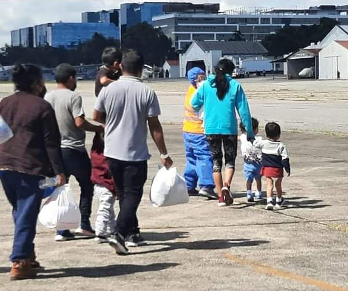 Crisis migratoria en Occidente imagen